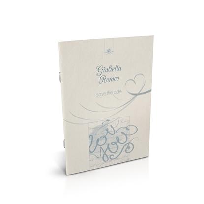 libro bomboniera citazioni d'amore matrimonio cielo spillato