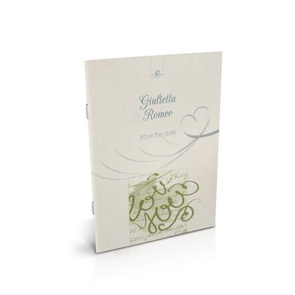 libro bomboniera citazioni d'amore matrimonio mela spillato