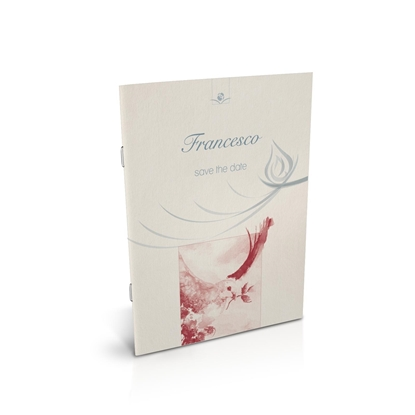 libro bomboniera citazioni spirituali cresima corallo spillato