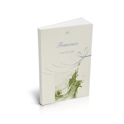 libro bomboniera citazioni spirituali battesimo mela brossurato
