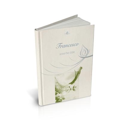 libro bomboniera citazioni spirituali cresima mela cartonato