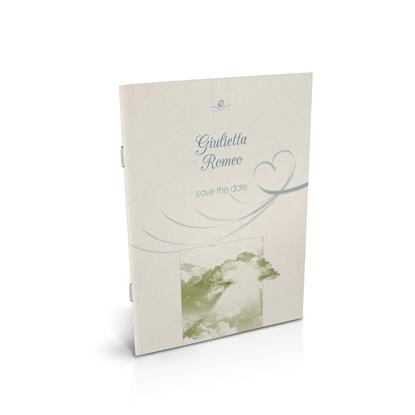libro bomboniera citazioni spirituali matrimonio mela spillato
