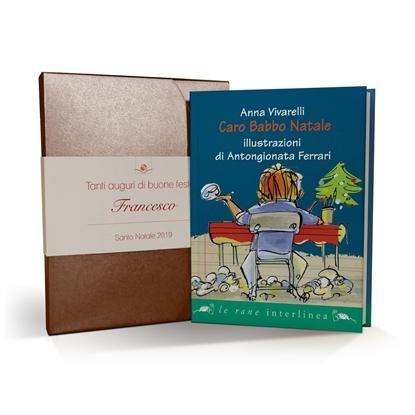 Caro Babbo Natale - cofanetto e libro