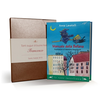 Manuale della Befana - cofanetto e libro